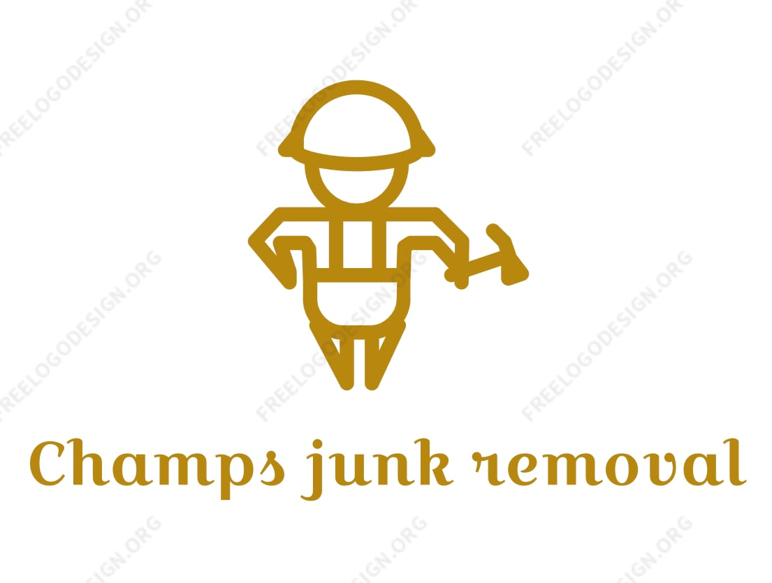 Champs junk removal