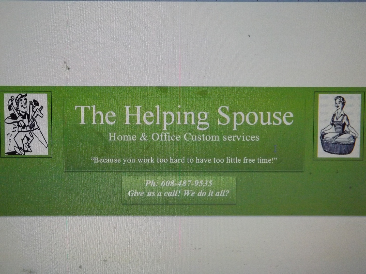 The Helping Spouse LLC