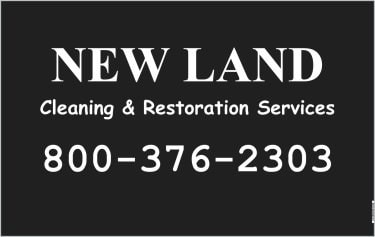 NEW LAND Cleaning & Restoration Services