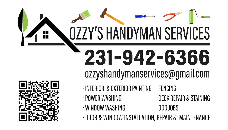 Ozzy's Handyman Services