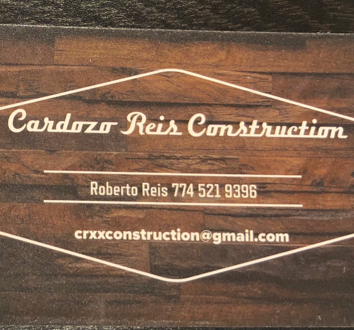 Cardozo Reis Construction