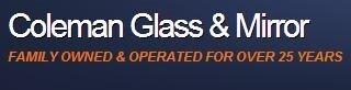 Coleman Glass & Mirror Inc