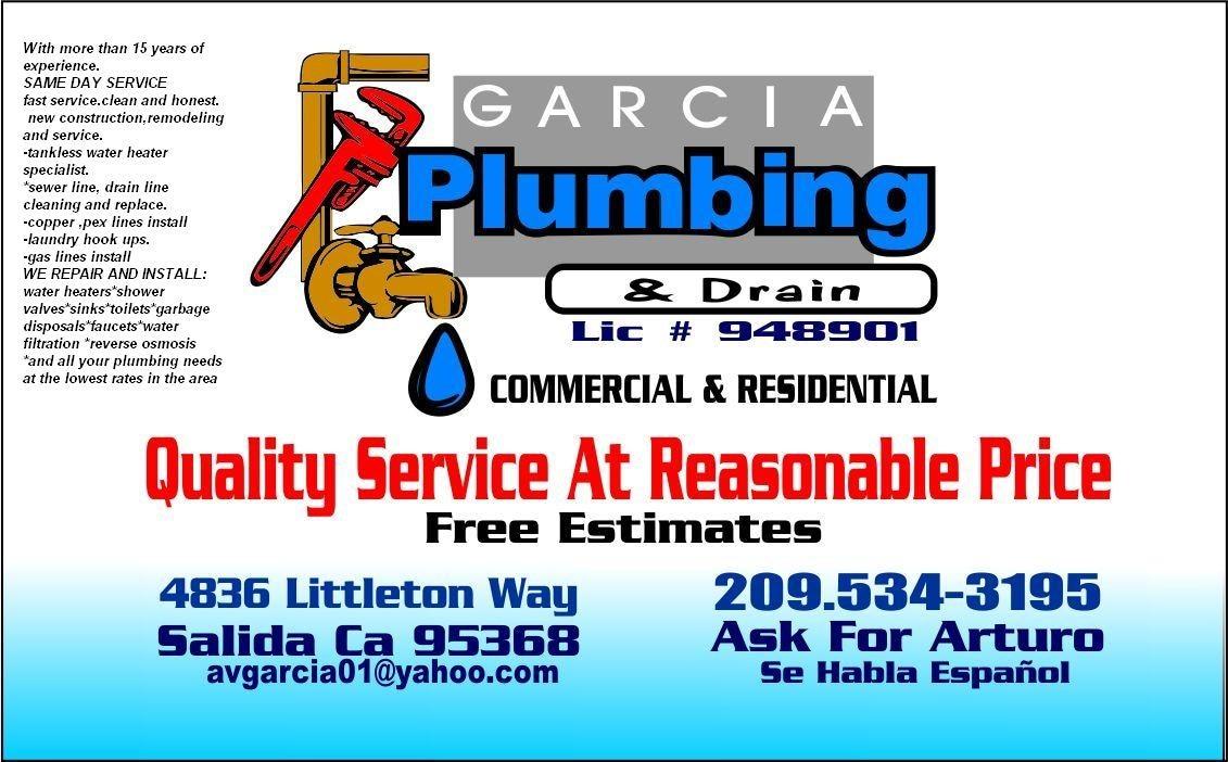 Garcia plumbing and drain