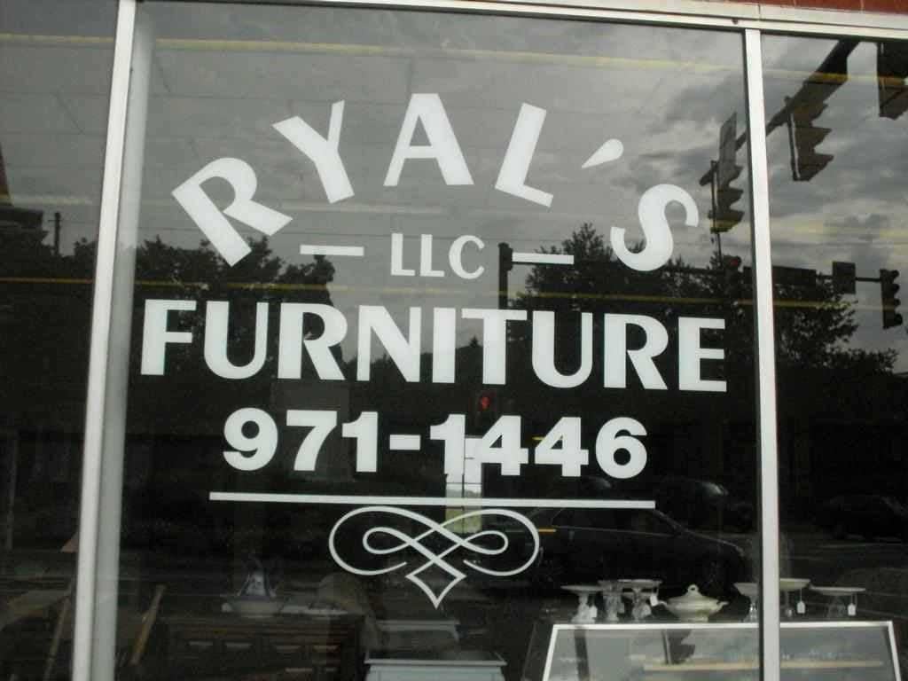 Ryal's Furniture