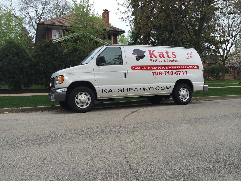 Kats Heating & Cooling LLC
