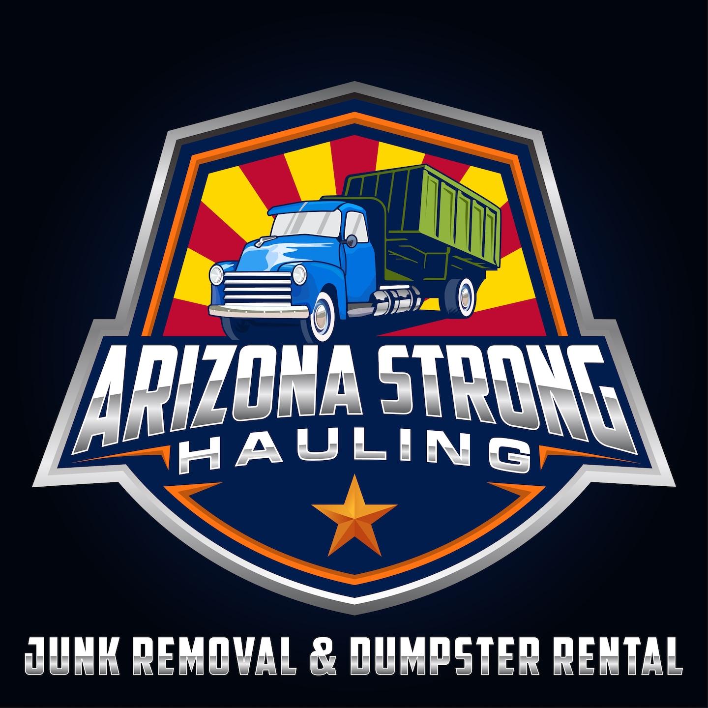 Arizona Strong Hauling LLC  logo