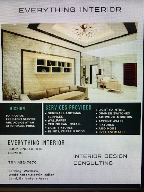 Everything Interior