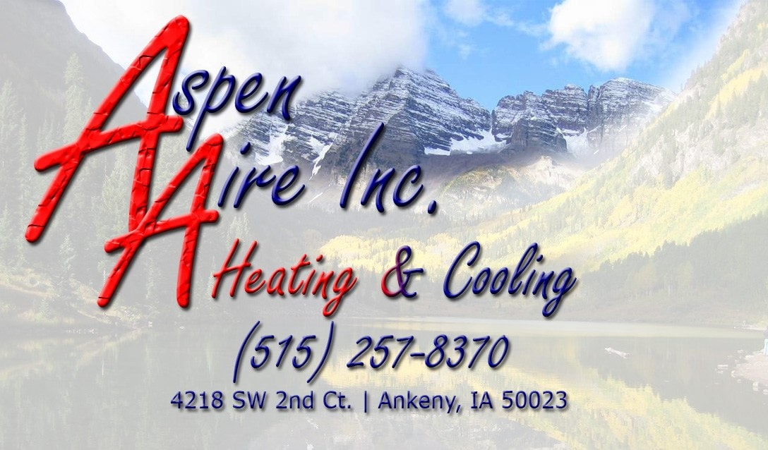 Aspen Aire Heating and Cooling Inc