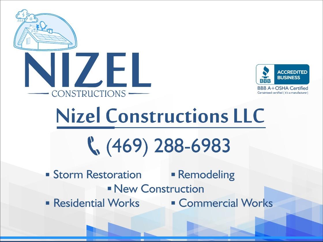 Nizel Constructions