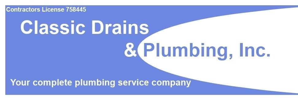 Classic Drains & Plumbing Inc