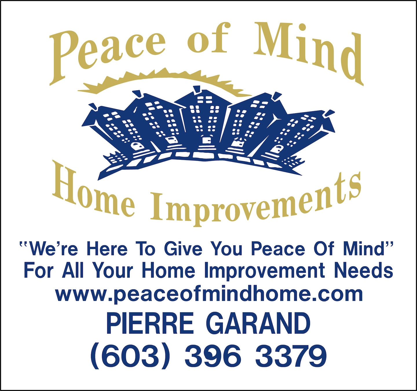 Peace of Mind Home Improvements