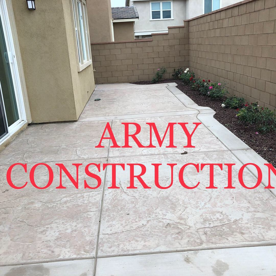 Army Strong Construction