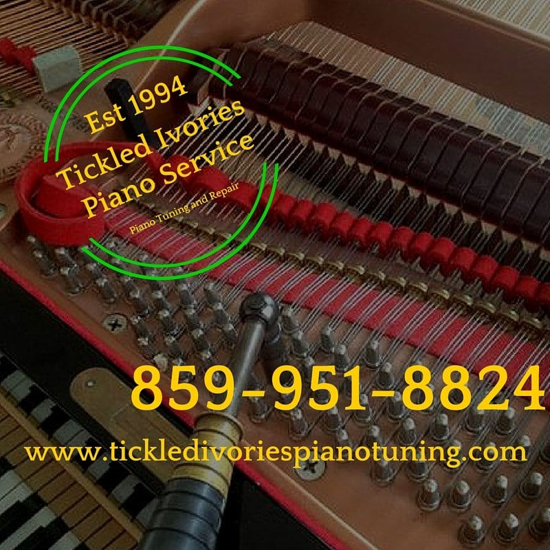 Tickled Ivories Piano Service