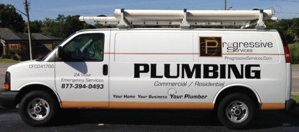 Progressive Services 24hr Plumbing Service