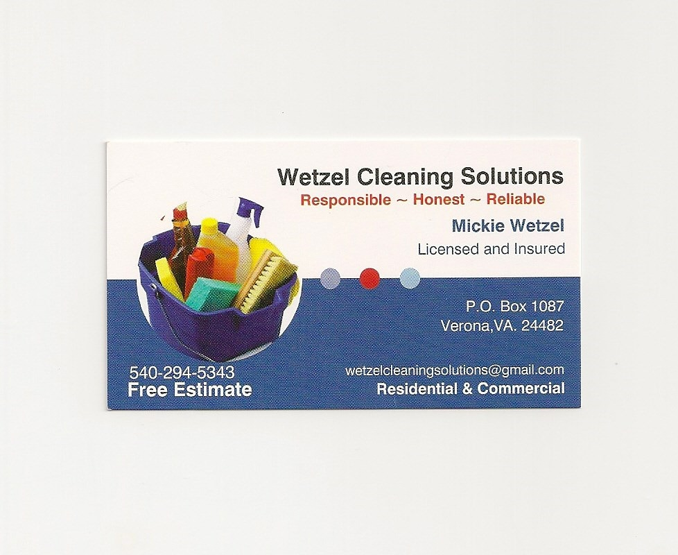 Wetzel Cleaning Solutions
