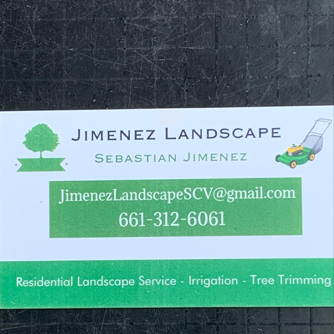 Jimenez Landscape SCV