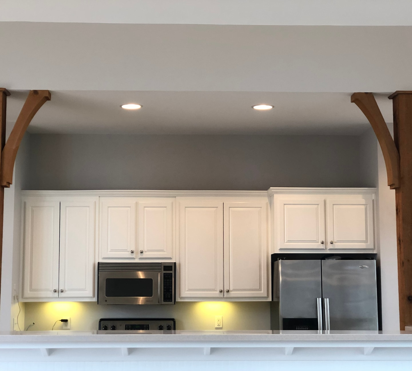 Clubhouse Kitchen Cabinets
