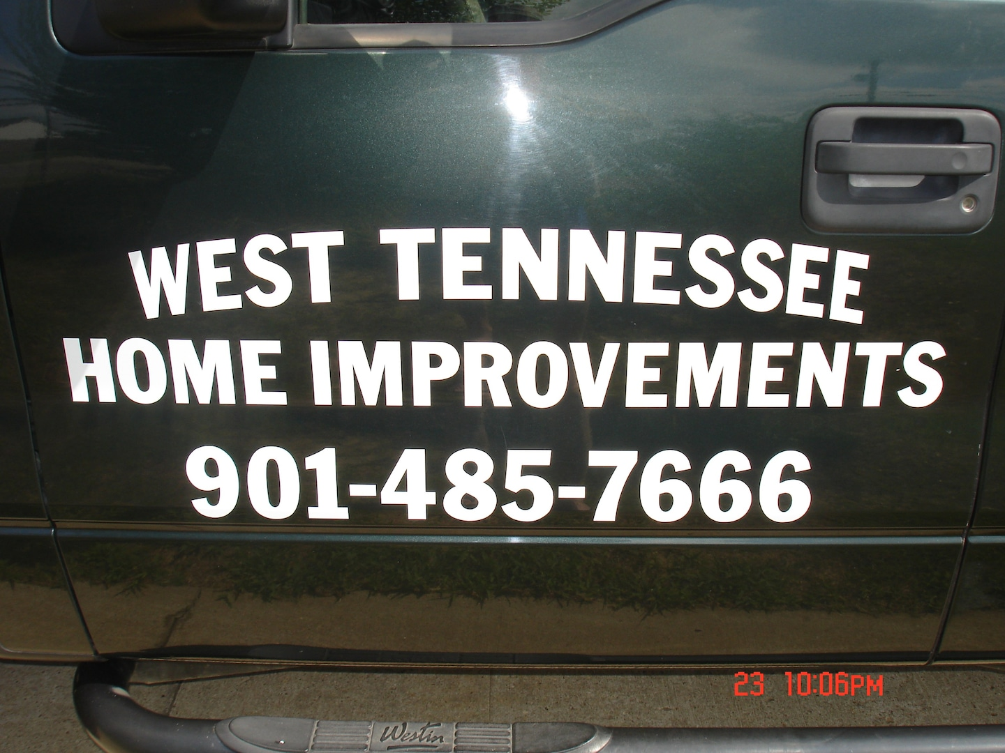 West Tennessee Home Improvements