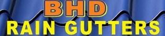 BHD Rain Gutters