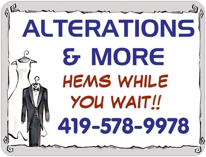 ALTERATIONS & MORE