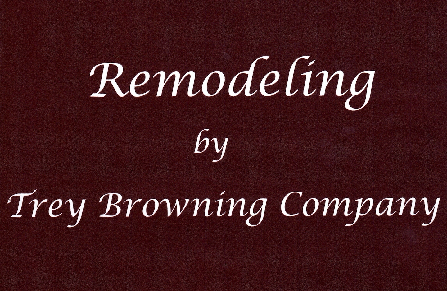 Trey Browning Company Reviews Fort Worth Tx Angie S List