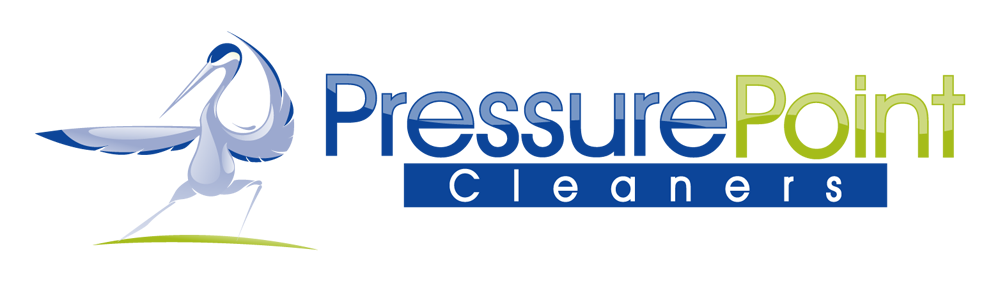 Pressure Point Cleaners logo