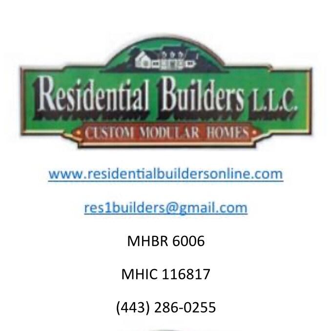 Residential Builders, LLC