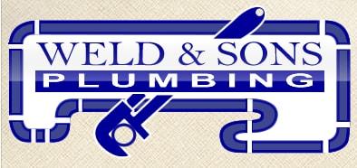 Weld & Sons Plumbing logo