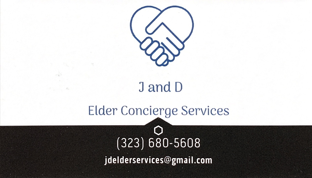 J and D Elder Concierge Services