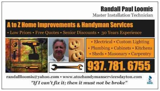 A to Z Home Improvements & Handyman Services