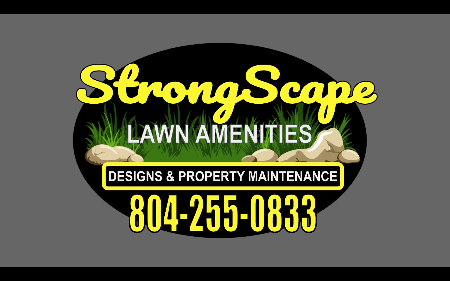 StrongScape Lawn Amenities