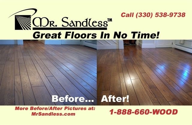 Mr Sandless Pittsburgh/Youngstown