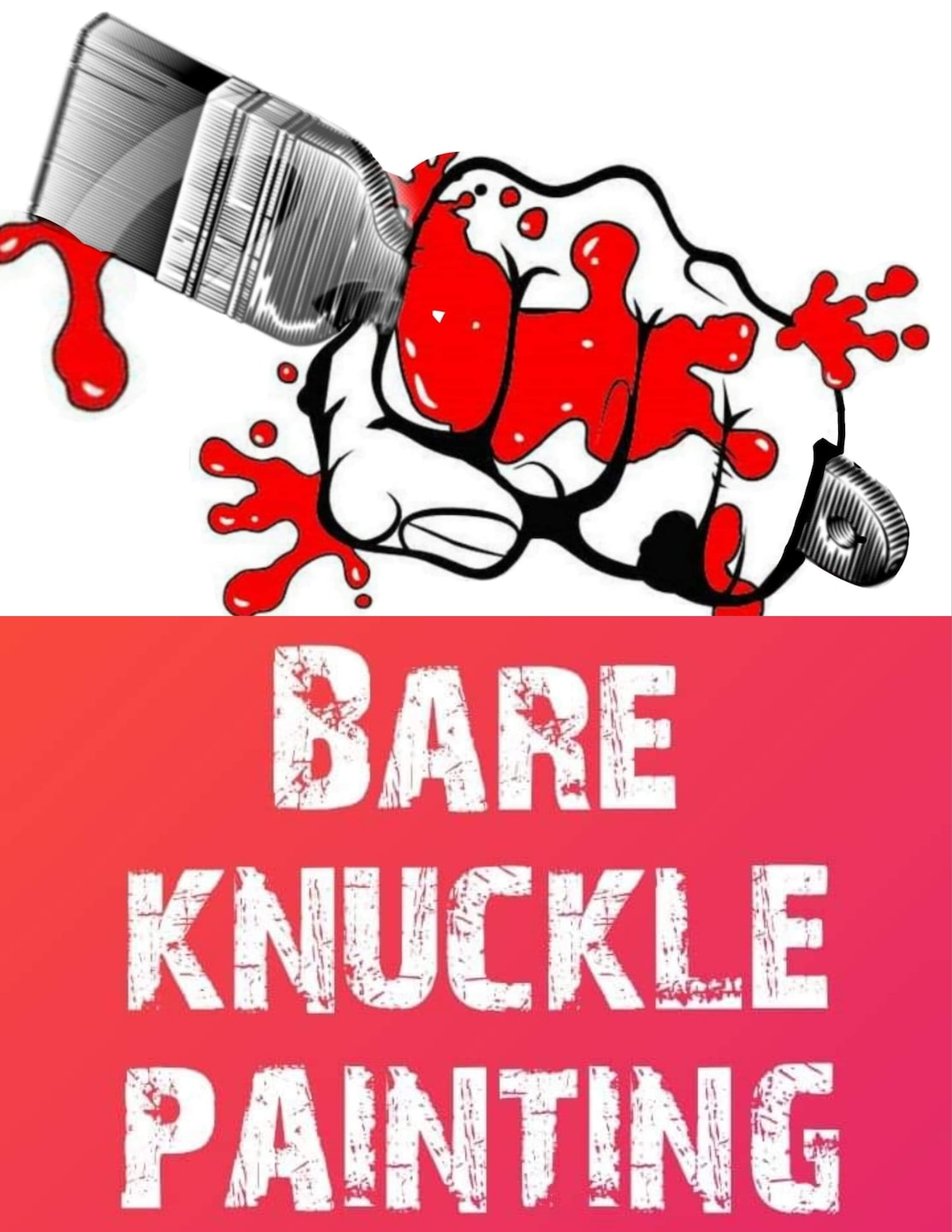Bare knuckle painting