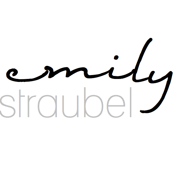 Emily Straubel | Writer and Coach
