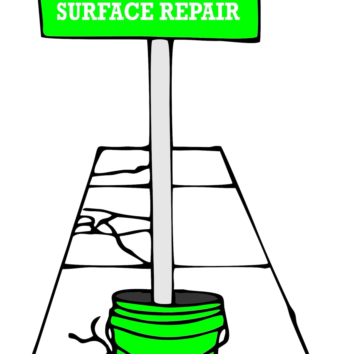 Easystreet Surface Repair