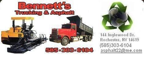 Bennett's Trucking & Asphalt
