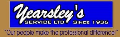 YEARSLEY'S SERVICE LTD