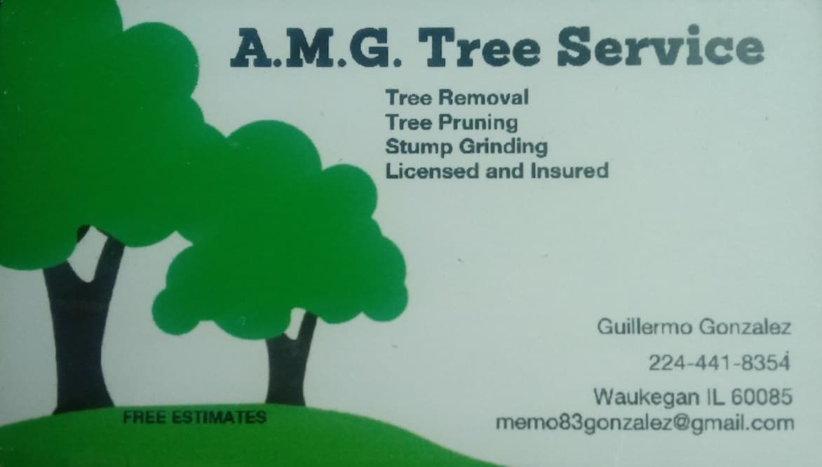 AMG Tree Service