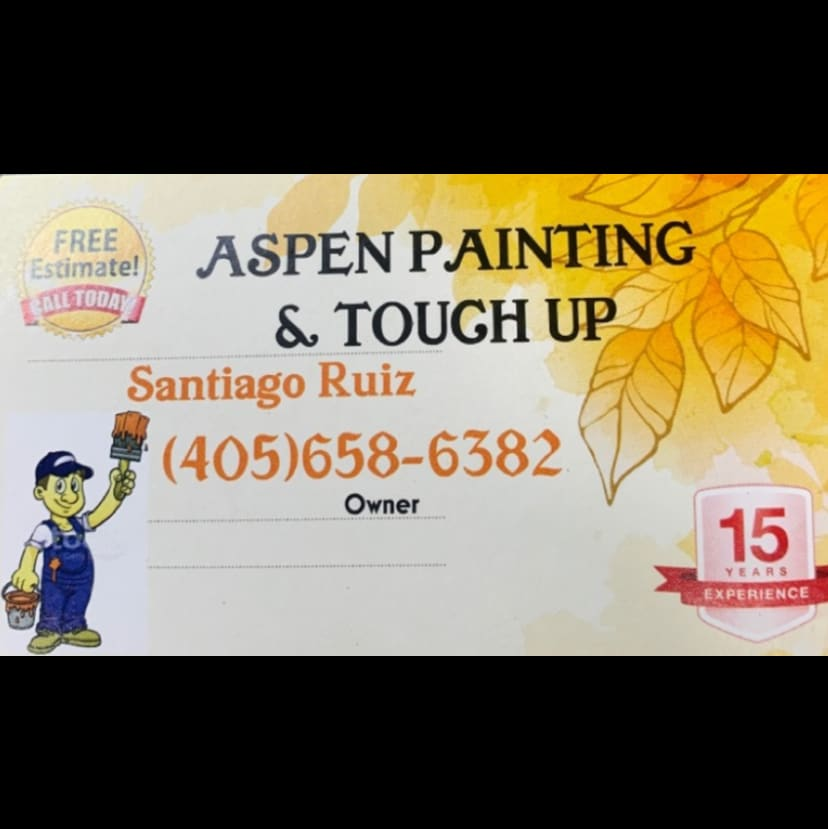 Aspen Painting & Touch Up