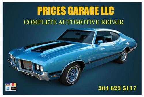 Prices Garage LLC