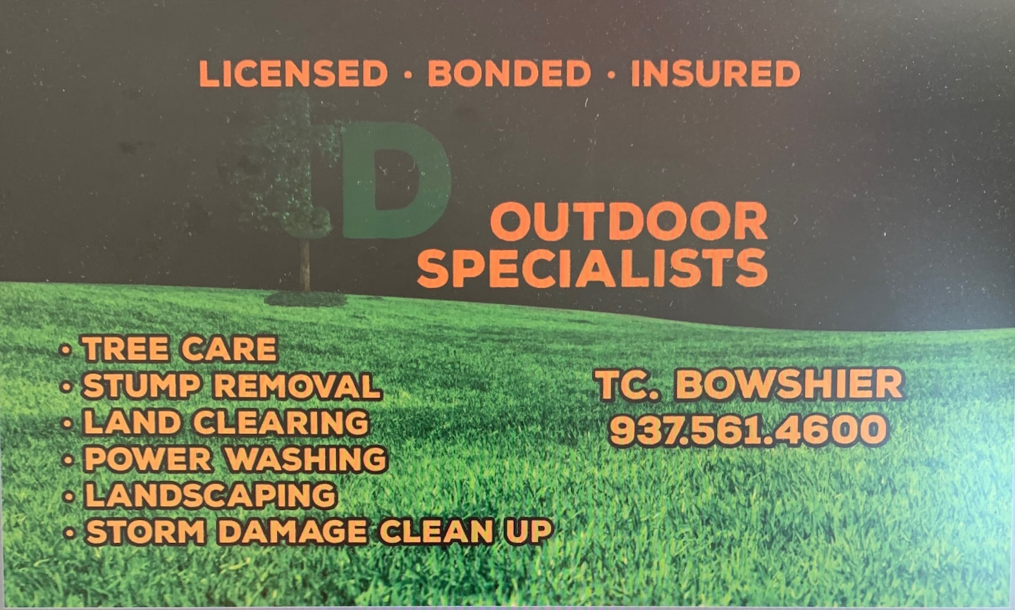 Td Outdoor Specialists
