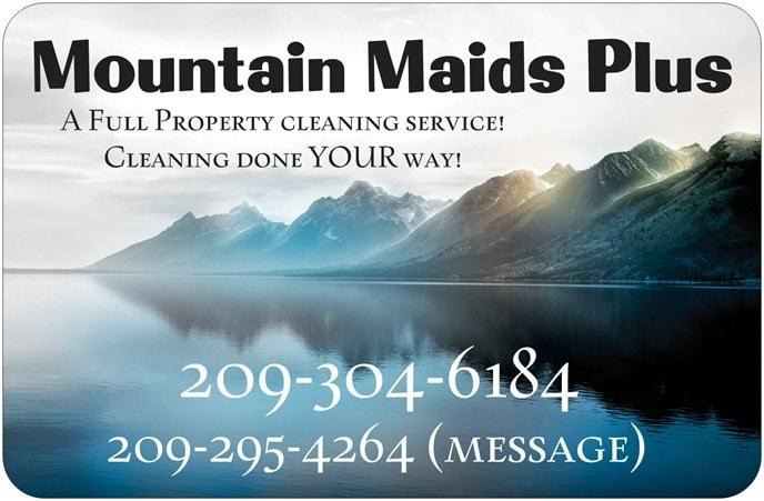 Mountain Maids Plus