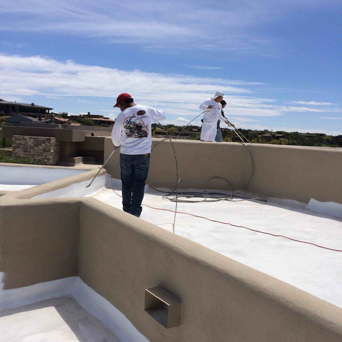 C K Painting And Roofing
