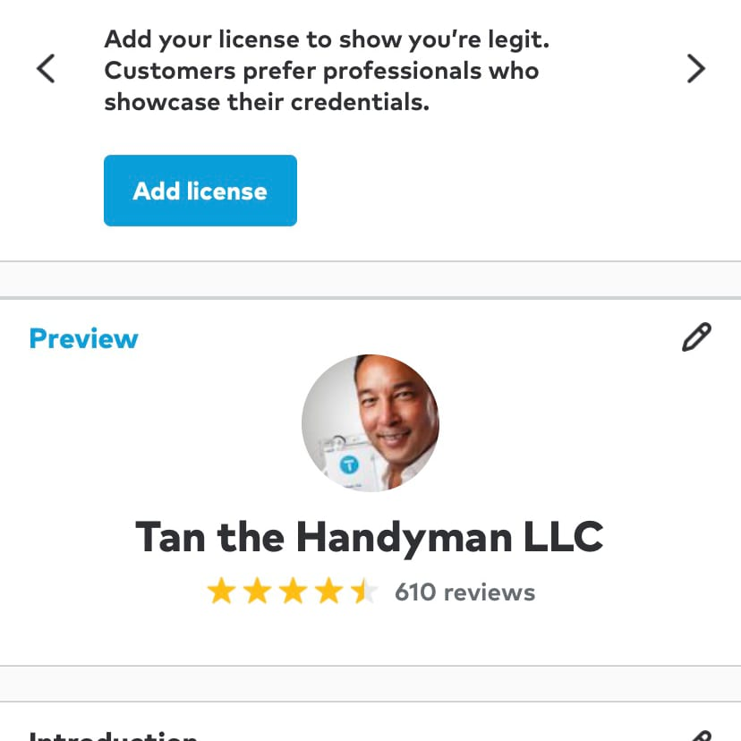 Tan the Handyman LLC