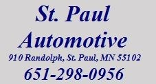 St Paul Automotive