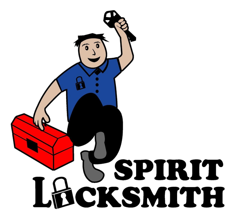 Spirit Locksmith logo