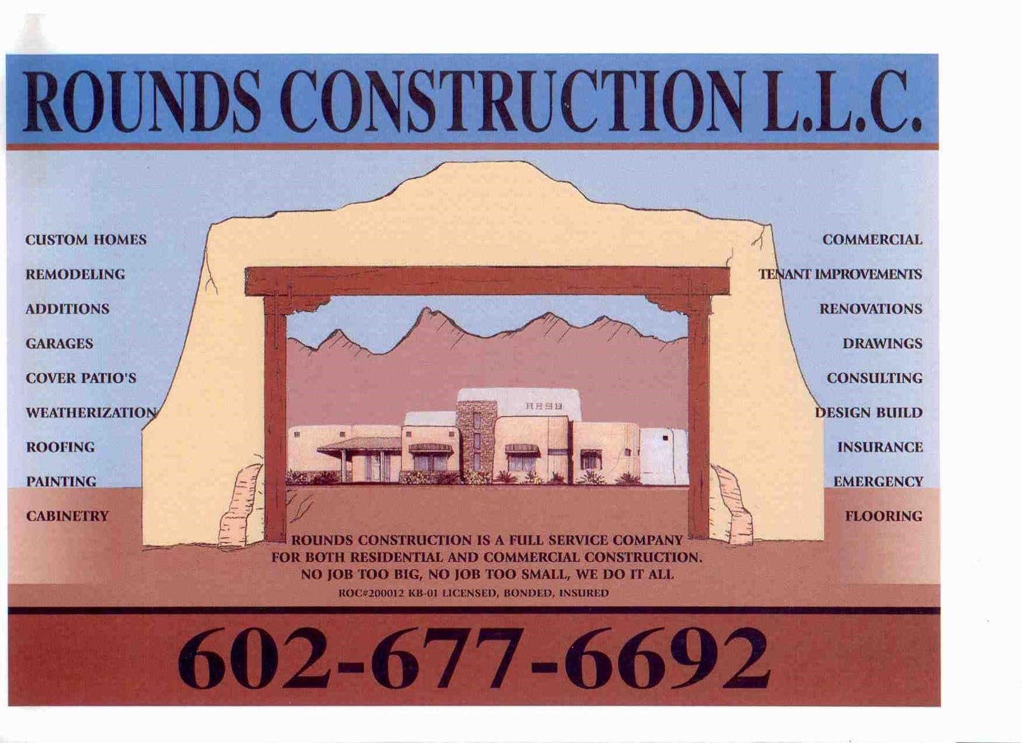 Rounds Construction LLC