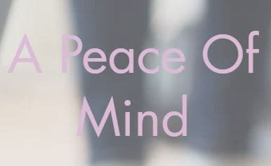 A Peace Of Mind Cleaning Services