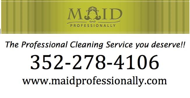 Maid Professionally LLC