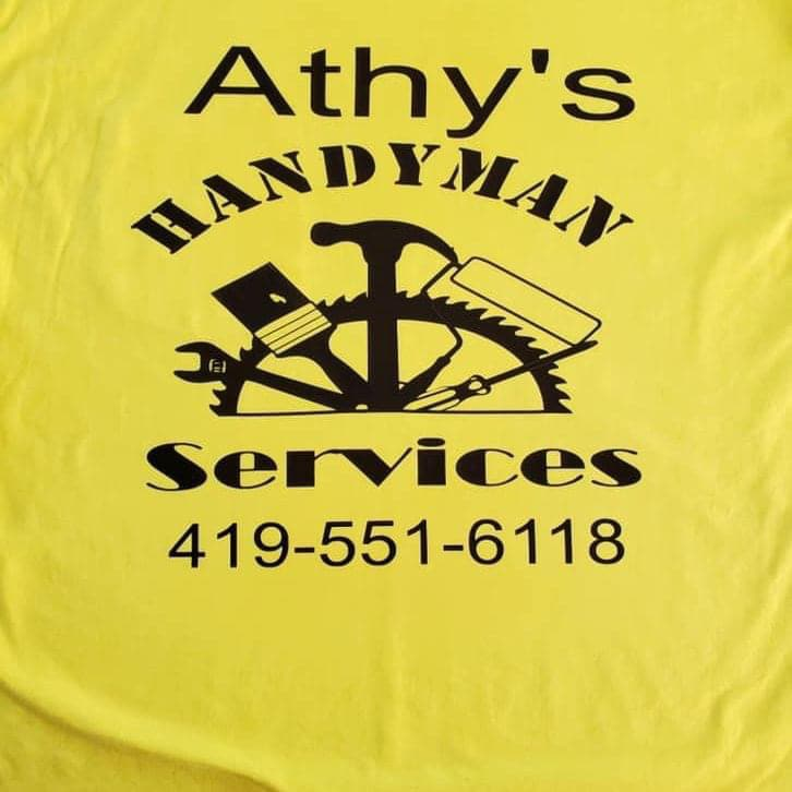 Athy's handyman services